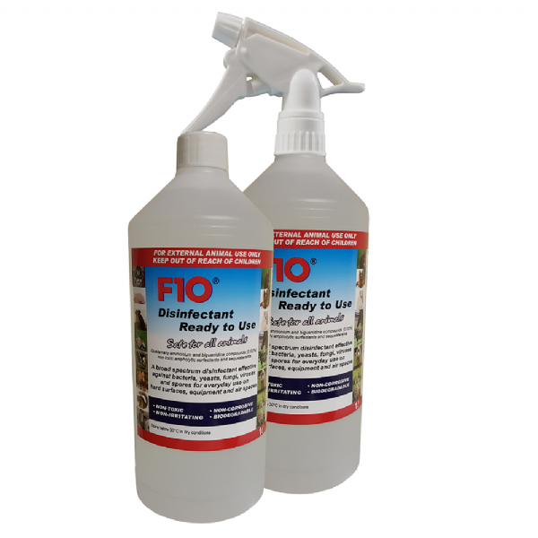 F10 Disinfectant Ready to Use
